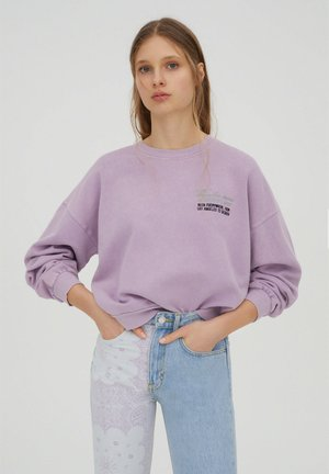 Sweater - rose