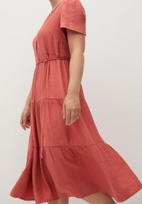 Violeta by Mango - TENCI - Day dress - corail - 3