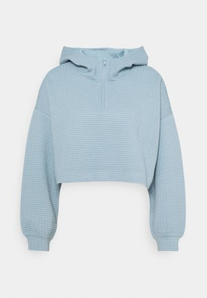 WAMI HALF ZIP - Sweatshirt - blue light
