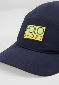 Polo Ralph Lauren - 5 PANEL GEAR  - Caps - newport navy - 2