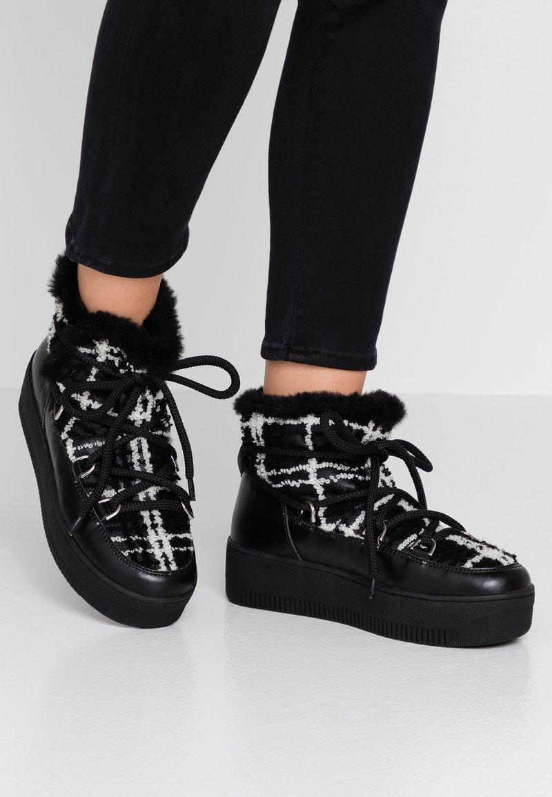 Studio Modd - Kotníková obuv - black