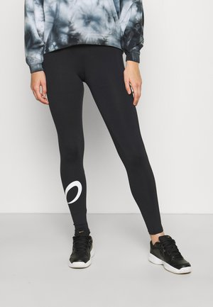 MALLAS INFINITY POCKET - Legging - black/white