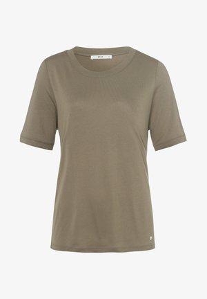 STYLE COLETTE - Basic T-shirt - khaki