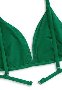 OYSHO - Bikini top - green - 5
