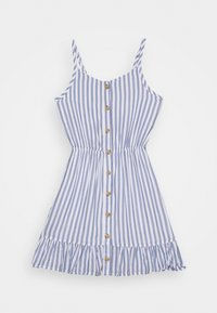 Abercrombie & Fitch - BEST BACK EASTER  - Day dress - dark blue - 0