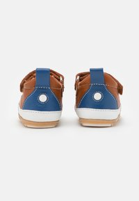 Robeez - MINIZ - First shoes - beige/fonce bleu - 3