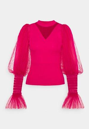 Jumper - pink bright