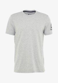 Reebok - TEE - Print T-shirt - grey - 3