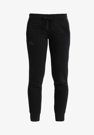 TAIMA - Tracksuit bottoms - black