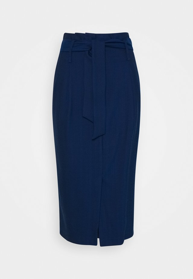 SKIRT - Kynähame - blue