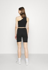 Missguided - CYCLING 2 PACK - Legginsy - black - 2