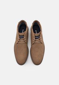 Madden by Steve Madden - GRAPER - Sznurowane obuwie sportowe - taupe - 3