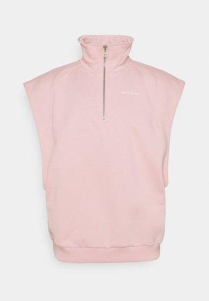 CAMERON TURTLENECK - T-shirts print - silver pink