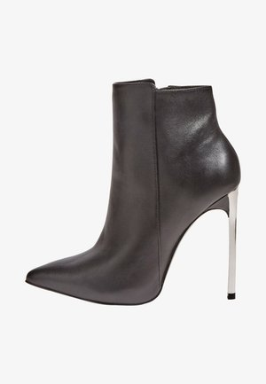 EHREN - High heeled ankle boots - schwarz