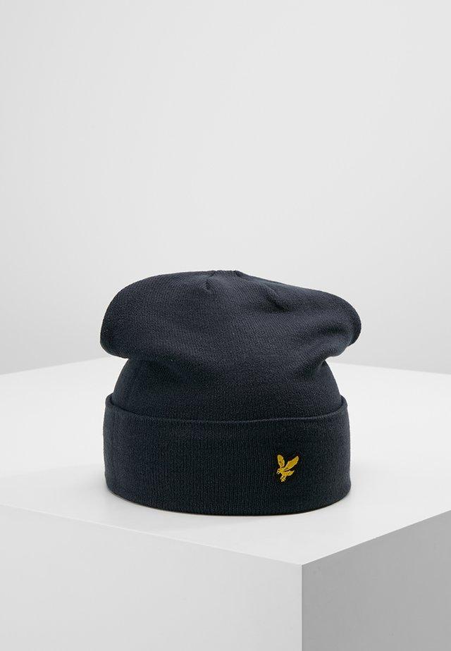 BEANIE - Čepice - dark navy