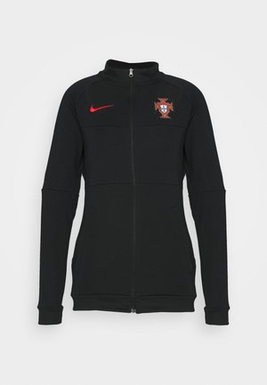 PORTUGAL FPF - National team wear - black/sport red