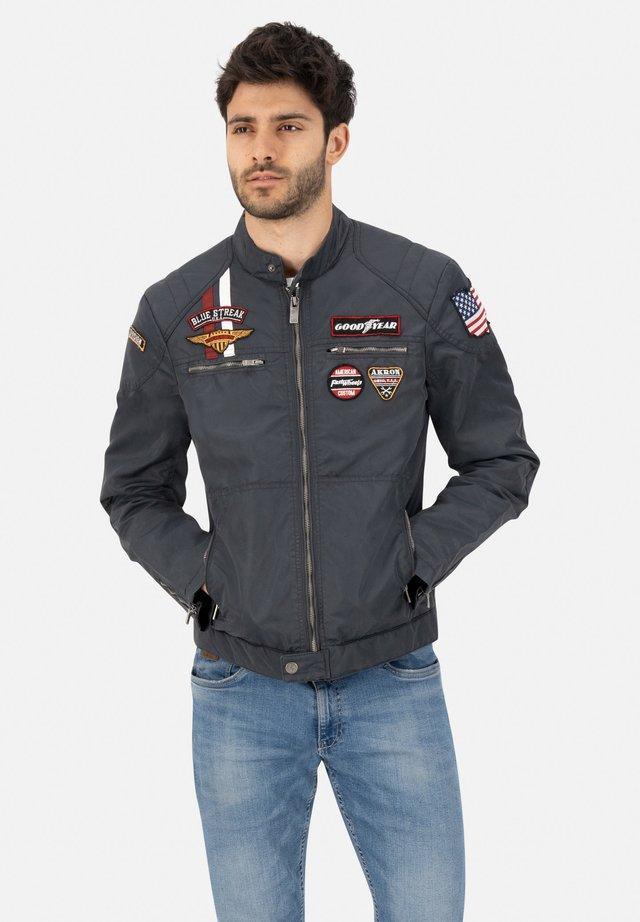 MONAHANS - Summer jacket - mouse grey