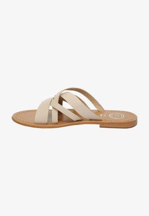 CLOT - Mules - beige