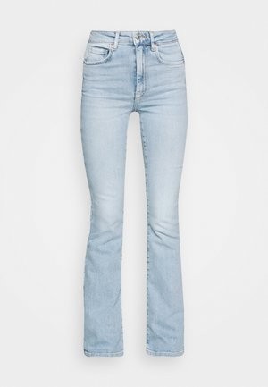 MEJA - Flared Jeans - blue