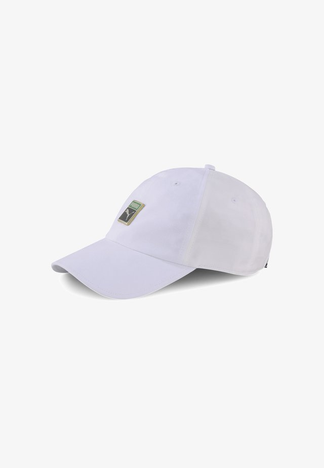 CLASSICS WOVEN TRAINER CAP MÄNNER - Pet - puma white
