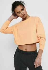 ONLY - Sweatshirts - coral sands - 0