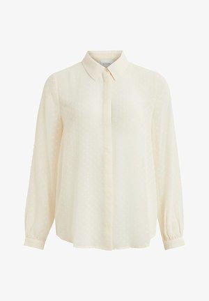 VIMOSI - Button-down blouse - birch