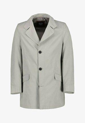 Pitkä takki - hellgrau