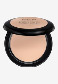 IsaDora - VELVET TOUCH SHEER COVER COMPACT POWDER - Powder - cool sand - 4