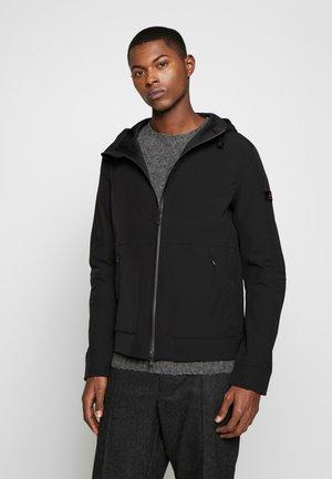 LEMBATA - Summer jacket - black