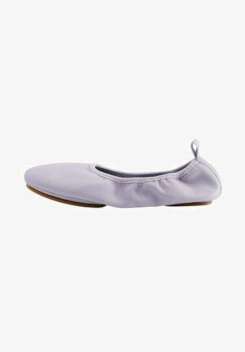 Foldable ballet pumps - lilas