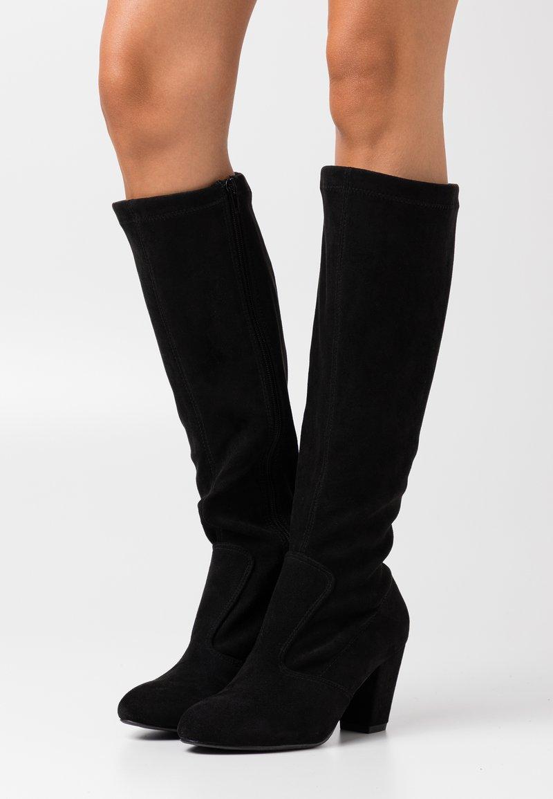 Wallis - HARP - Boots - black