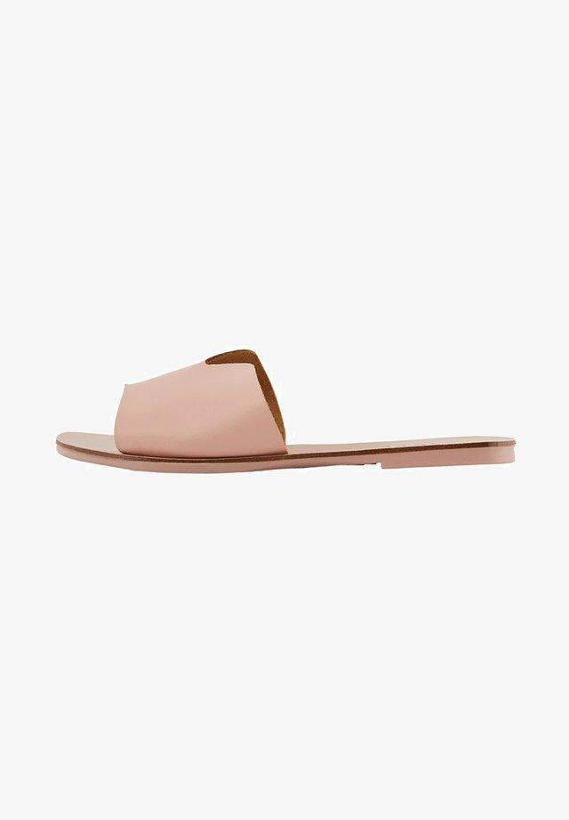 PSNORA - Mules - light pink