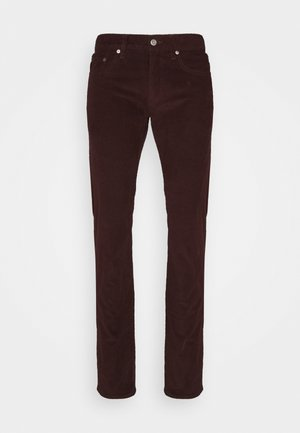 PANTS - Spodnie materiałowe - ripe plum
