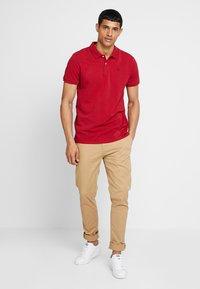 Scotch & Soda - CLASSIC CLEAN - Poloshirt - brick red - 1