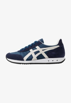 NEW YORK INUSEX  - Sneakers basse - independence blue/oatmeal