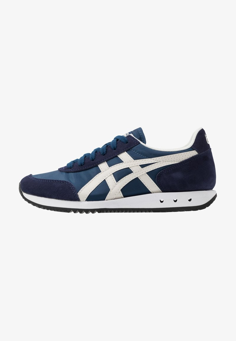 Onitsuka Tiger - NEW YORK UNISEX  - Sneakers basse - independence blue/oatmeal