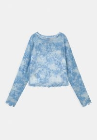 New Look 915 Generation - TIE DYE  - Long sleeved top - blue - 1