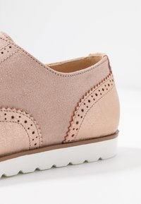 Anna Field Wide Fit - Lace-ups - rose gold - 2