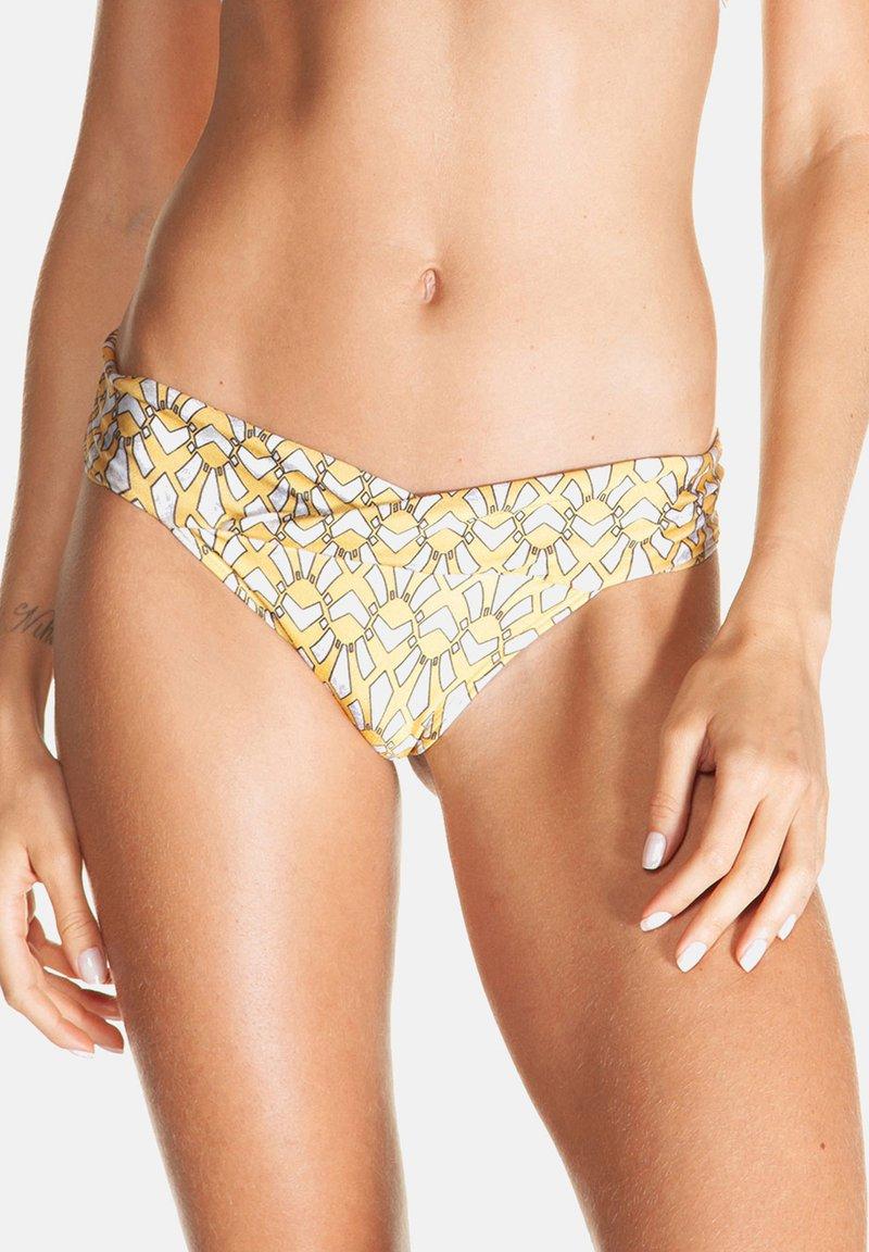 CIA MARÍTIMA - Bikini bottoms - yellow