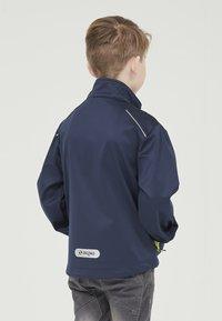 ZIGZAG - Waterproof jacket - 2048 navy blazer - 2