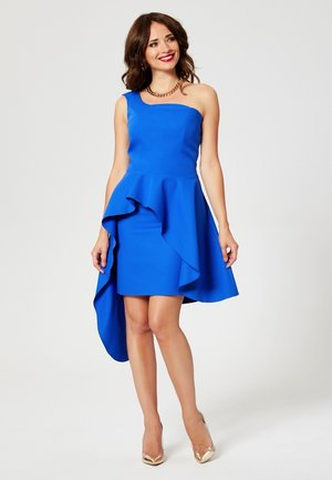 Cocktail dress / Party dress - saphir