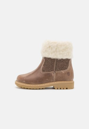 TIMIAN TOP BOOT - Snowboots  - taupe