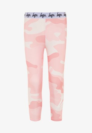 GIRLS - Leggings - pink