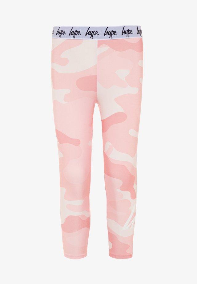 GIRLS - Leggings - Hosen - pink