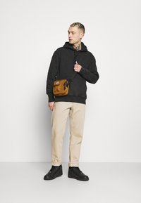Carhartt WIP - HOODED MOSBY - Sweatshirt - black - 1