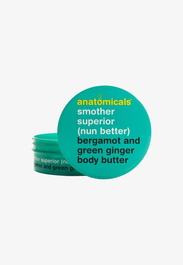 Anatomicals - BODY BUTTER 200ML - Hydratatie - neutral