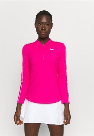 DRY  - Treningsskjorter - vivid pink/white