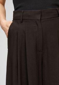 s.Oliver BLACK LABEL - Pantalon classique - black - 3