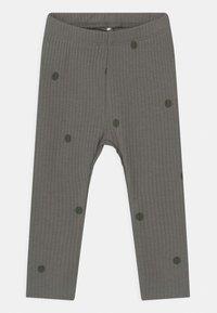 Name it - NBMDANIEN 3 PACK - Leggings - Trousers - castor gray/desert palm/grey - 2