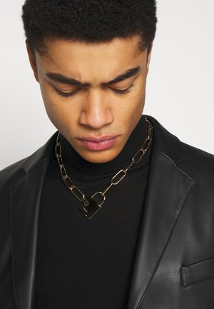 TRESPASS UNISEX - Necklace - gold-coloured